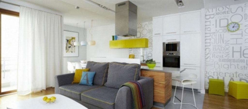 Интерьер маленькой квартиры: 7 способов обустроить маленькую квартиру