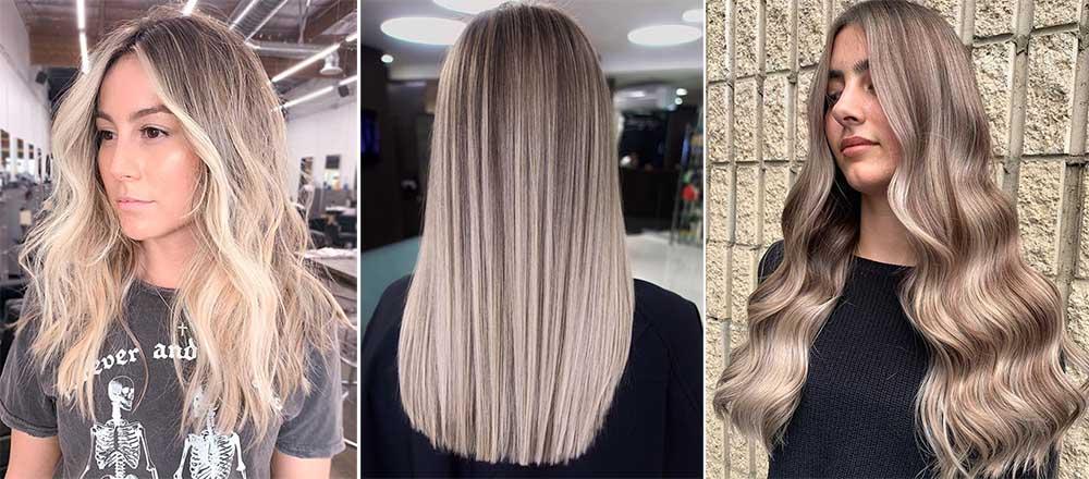 Балаяж на темно-русые волосы (43 фото): особенности окрашивания балаяж для девушек с длинными прямыми и короткими волосами. Идет ли балаяж девушкам с волосами средней длины темно-русого цвета?