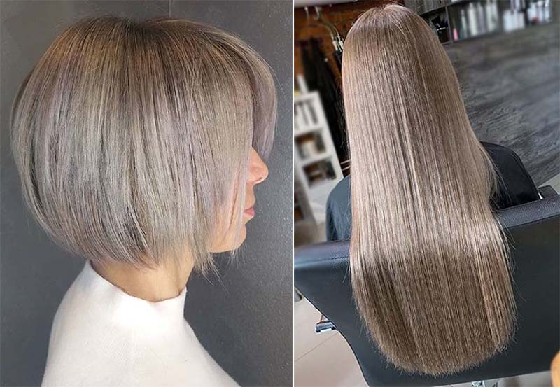 Краски для волос русого цвета: как выбрать подходящий тон и правильно красить?
