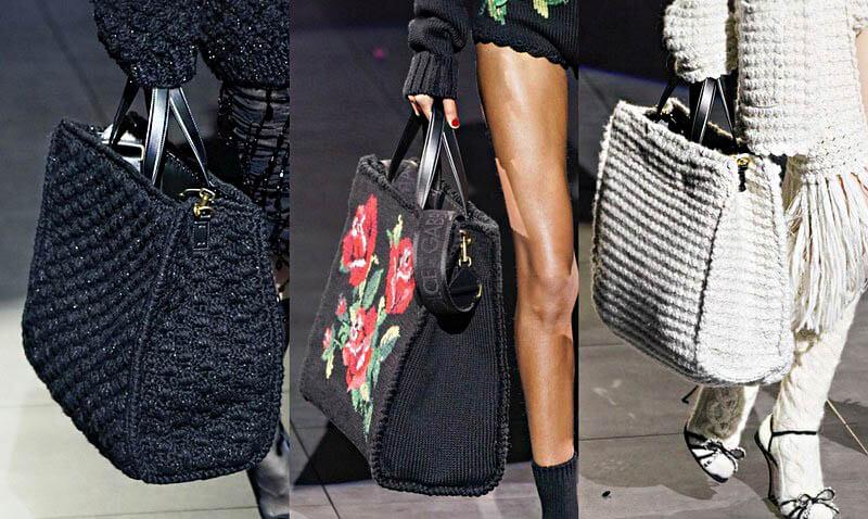 модные сумки 2020-2021 тенденции