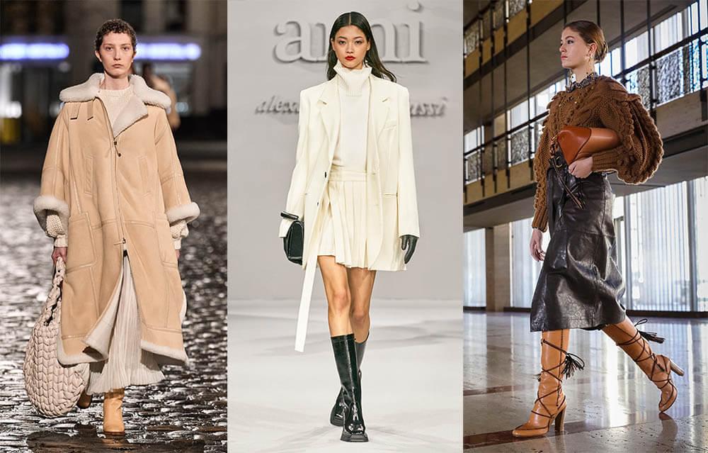 мода осень зима 2021 2022